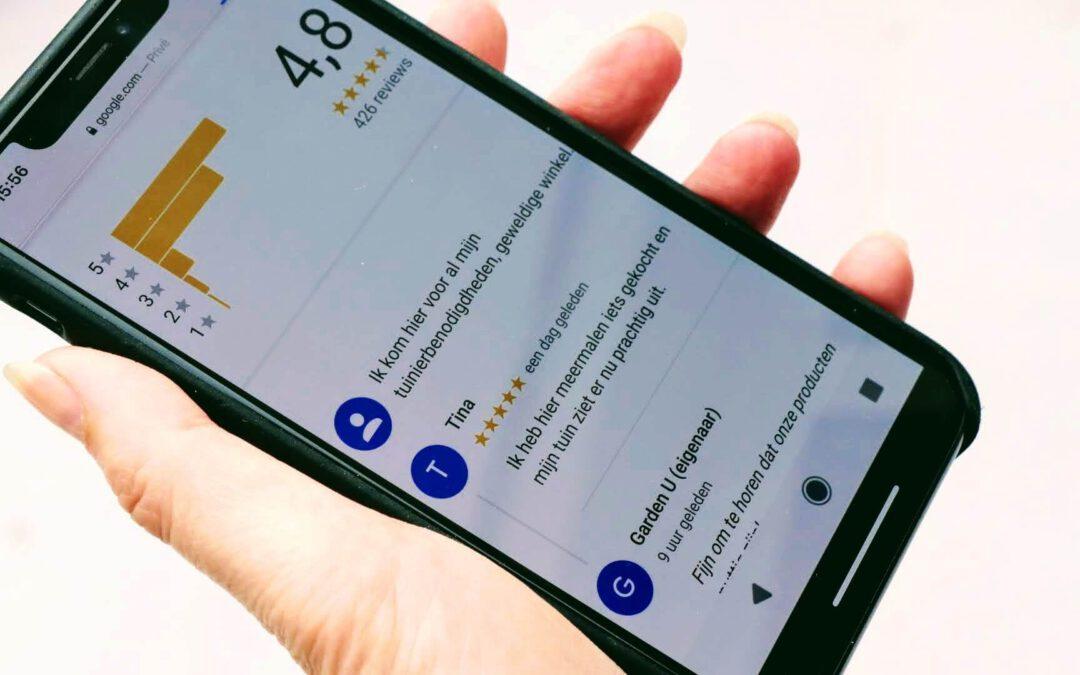 Google My Business: Gratis mond aan mond reclame voor jouw bedrijf